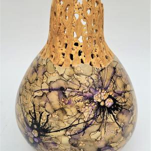 Cholla Treasure, chaorite  $650  (view 2, back)