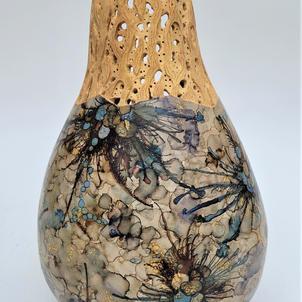 Cholla Treasure (view 2, back), boulder opal  $650