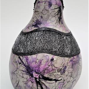 Smokey Lavender  $495 (view 2, back)