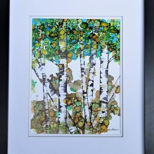 Singing Birch Grove