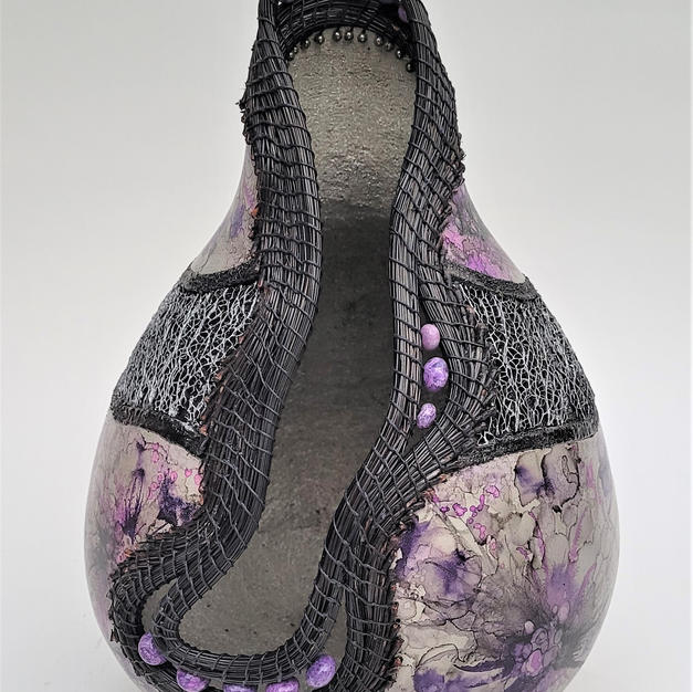 Smokey Lavender  $495 (view 1, front