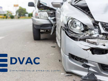 First-Party vs. Third-Party Accident Claim (When Diminished Value is Accepted)
