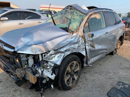 2018 Subaru Forester Total Loss Case Study