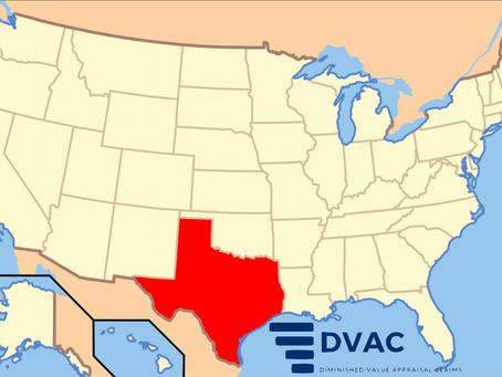 Texas Diminished Value