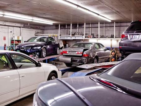 Autobody Shop Selection