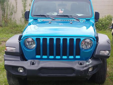 2019 Jeep Wrangler DOV Case Study 4/12/21