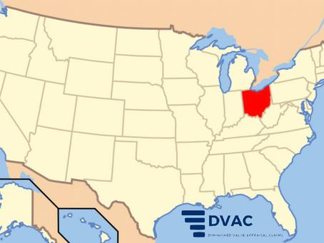 Diminished Value in Ohio
