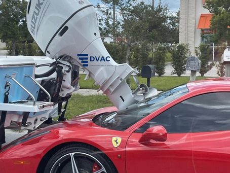 Exotic Sports Car/Boat Diminished Value Situation