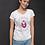 Thumbnail: le t-shirt femme à col v