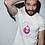 Thumbnail: le t-shirt homme à col rond