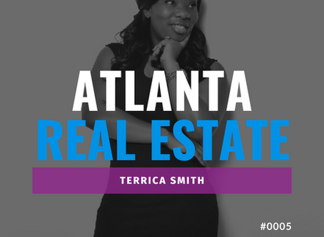 Thriving no longer Surviving Real Estate Investor Terrica Smith on Real Estate Radio