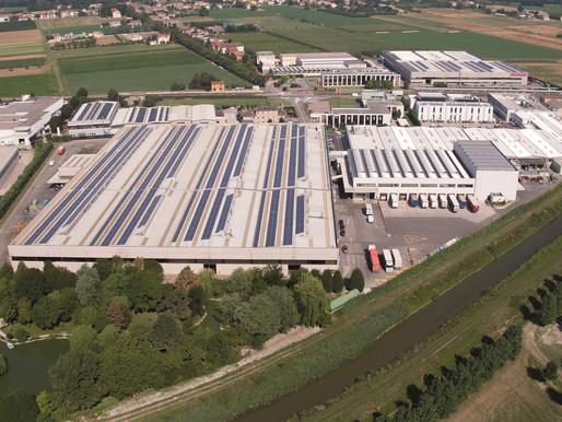 """Lentigione di Brescello: la pagella """"green"""" promuove l'azienda Immergas"""