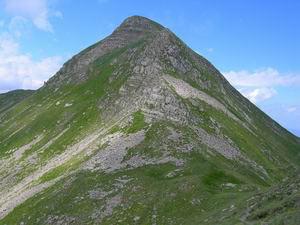 Sabato 8 agosto: monte Cusna e tramonto sul crinale