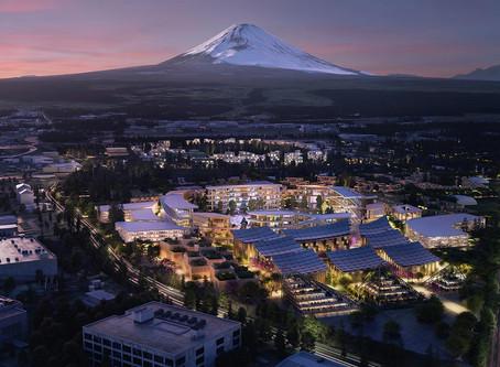 Toyota progetta Woven City, la città del futuro
