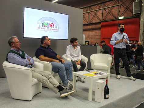 Al Modena Motor Gallery nasce il reparto reverse-engineering di Admina