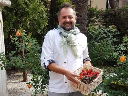 """Giuliano Parmeggiani:""""Perché ho scelto l'alimentazione cruelty-free? Rispetto di animali e ambiente"""""""