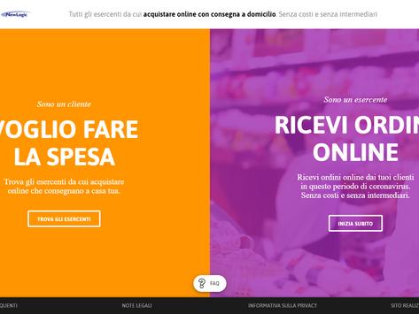 Nasce spesa1click.it: la nuova piattaforma gratuita per la consegna a domicilio dei negozi di Modena