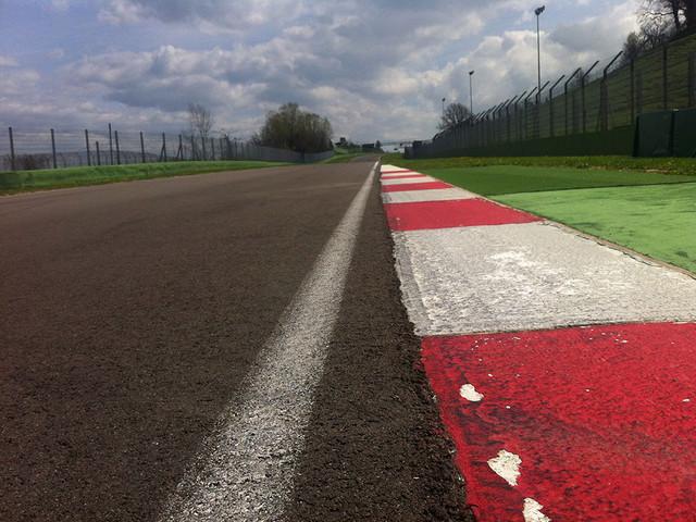 Autodromo internazionale Enzo e Dino Ferrari - Imola (BO)