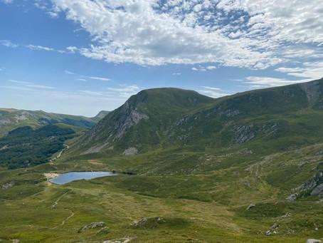 DOMENICA 27 SETTEMBRE 2020: Presa Alta - Monte Prado - Lago Bargetana