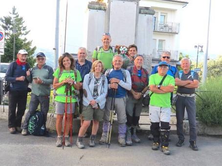 Domenica a caccia di castagne con gli escursionisti di Montefiorino