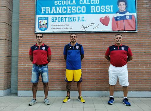 Sporting Chiozza: presentata la squadra di Calcio a 5 per la C2