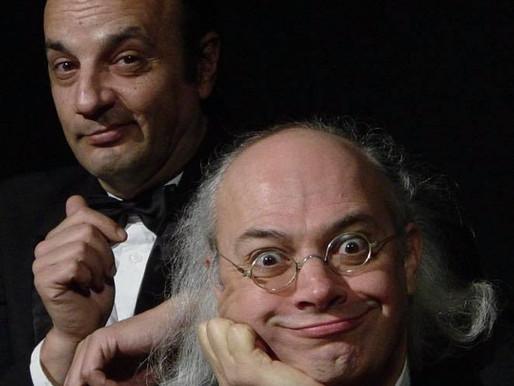 """Grande sabato ad Albinea con il concerto-spettacolo dei """"Fratelli Marx della musica comica"""""""
