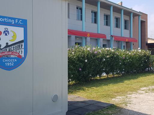 Sporting Chiozza: gli orari della segreteria e i recapiti per richiedere informazioni