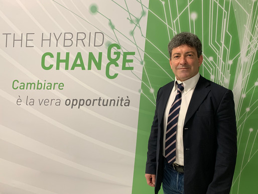 Lentigione: Immergas si tinge di verde con The Hybrid Change