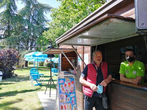 Polisportiva Sportinsieme, riapre il chiosco del Parco Don Reverberi