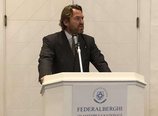 Al TTG di Rimini la 70esima assemblea nazionale di Federalberghi