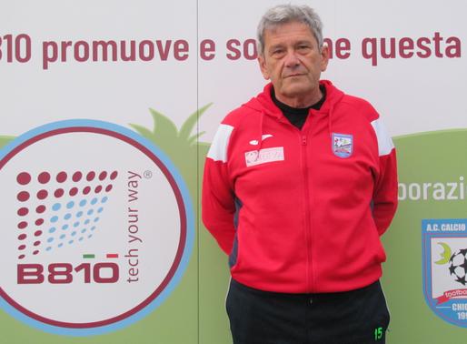 Claudio Saccani, un professore di calcio a Scandiano
