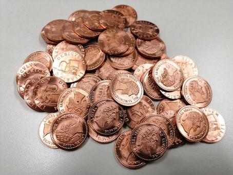 Washers: monete, gioielli e medaglie made in Modena