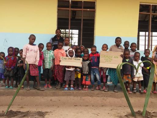 Castellarano e l'Africa: il grande cuore di Sportinsieme