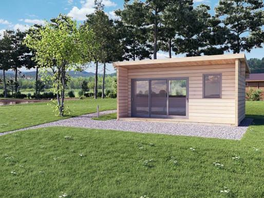 """Garden-loft in legno, l'azienda modenese """"Casette-Italia"""" premiata dagli inglesi di Build Magazine"""