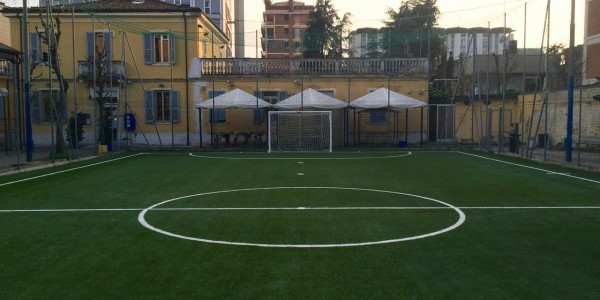 Campo da calcio Bocciofila