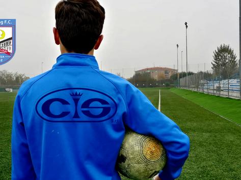 Sporting Chiozza: l'azienda C.I.S. scende in campo al fianco del calcio giovanile