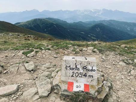 Domenica 23 agosto: Presa Alta, Monte Prado e Lago Bargetana
