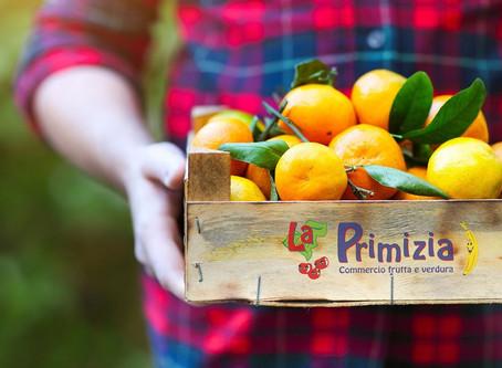 La Primizia, #SPECIALEPASQUA: telefona e ricevi la tua frutta e verdura a domicilio