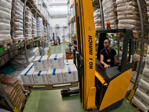 Target Sinergie: tra outsourcing logistico, facility management e pulizie industriali