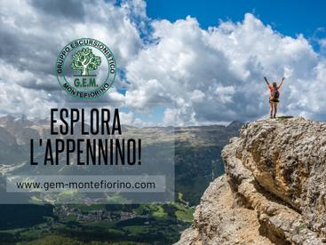 Calendario delle escursioni e programma delle iniziative GEM - Stagione 2021