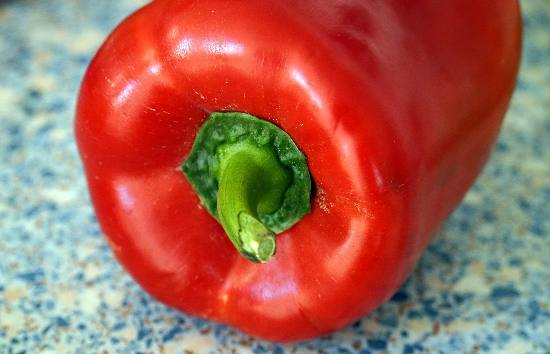 peperone rosso
