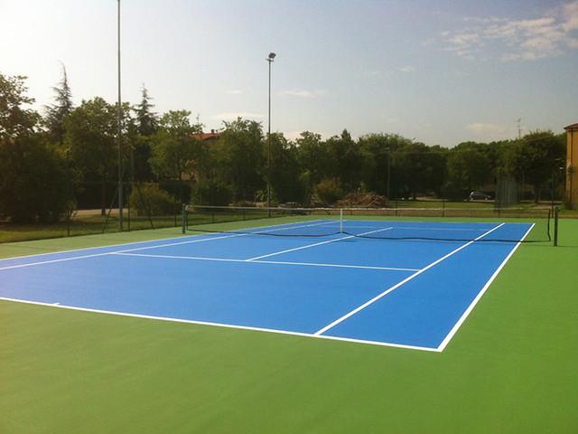 Centro sportivo - Sesto Imolese (BO)
