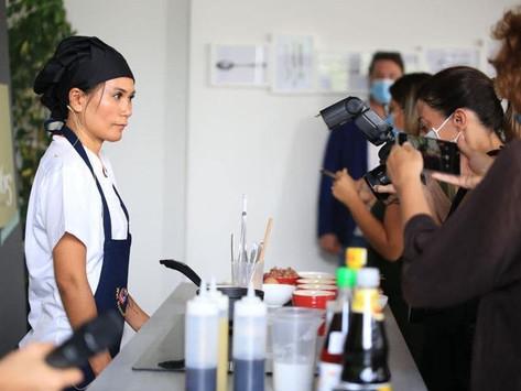"All'evento ""Test Rice, Taste of Thailand"" ai fornelli è Chef Pam"