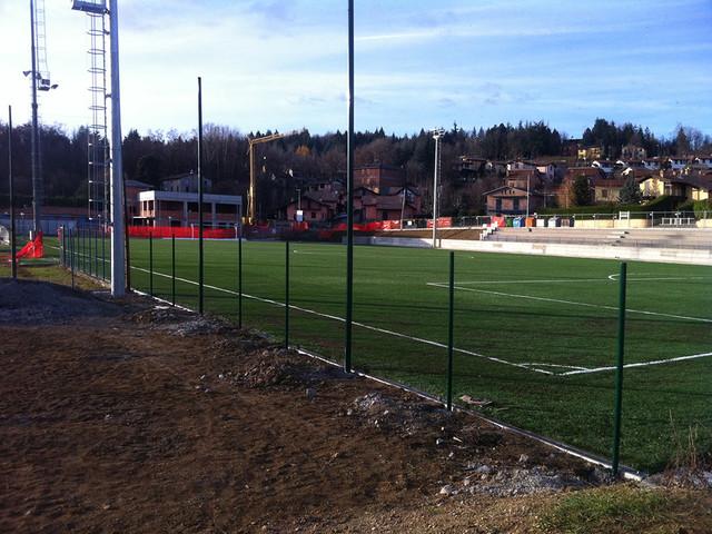 Stadio comunale Pio Roccaforti - Serramazzoni (MO)