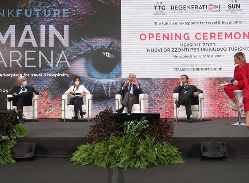 TTG 2020, IEG: riparte da Rimini il sistema del turismo italiano