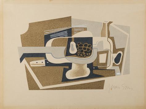 Cubismo e cubisti: un percorso nella grafica
