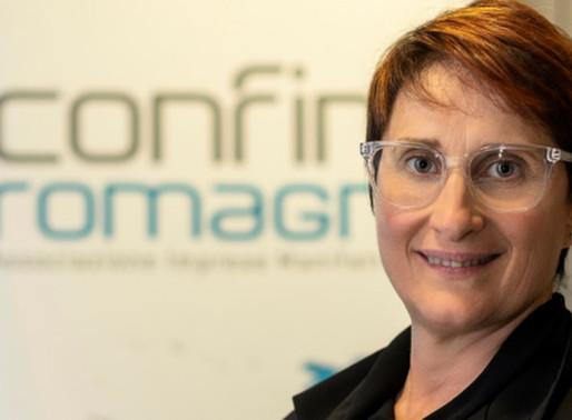 Rachele Morini è il nuovo presidente di Confimi Industria Romagna
