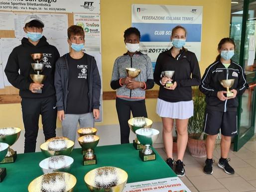 Castelnovo Sotto: 245 i giovani atleti in gara per il Trofeo Donelli Avvolgibili