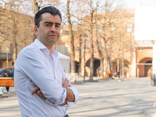 """Alessandro Aragona (Fdi): """"Pretendiamo misure concrete per aiutare i nostri comparti produttivi"""""""
