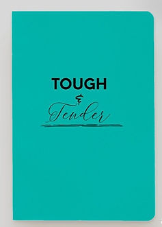 tought%20and%20tender%20teal%20journal_e